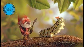 Gnome | Comedy Animation Short | Sacha Goedegebure