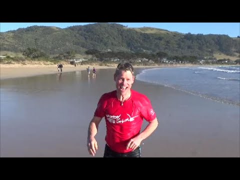 Secrets of Happiness: Body-surfing at Apollo Bay