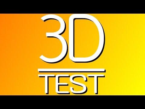 3D VIDEO SMART TV TEST UPLOAD 4K Video, 2160p (top to bottom 3D)