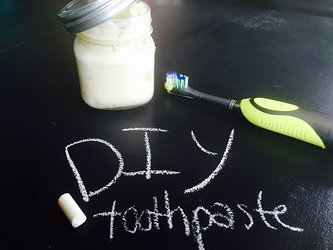 DIY Toothpaste with Young Living Essential Oils