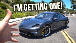 THIS IS WHY IM BUYING A TAYCAN! | Salomondrin