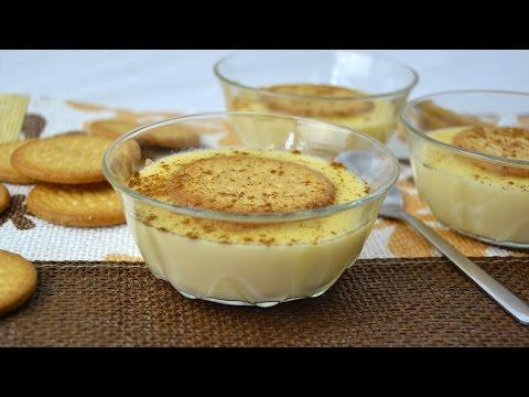 Classic Spanish Custard (Natillas) - Easy Spanish Dessert Recipe