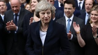 Theresa May: We will build a better Britain