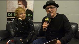 Ed Sheeran: mi sono appassionato a Gomorra.