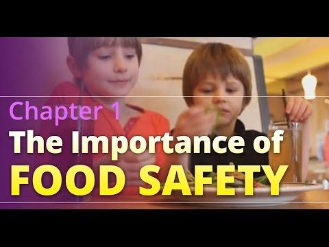 Basic Food Safety for Oregon: Chapter 1