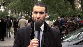 Muslim Activist in Paris Condemns Attacks, Rising Islamophobia