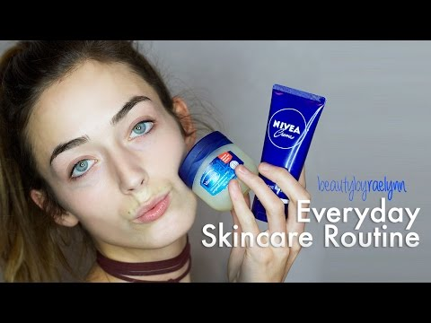 ♡ My Everyday Skin Care Routine ♡