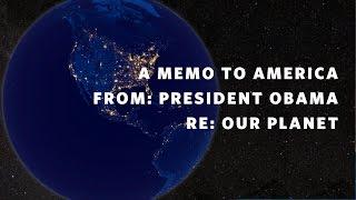 President Obama on America