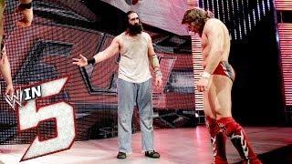 WWE in 5 - Week of December 30, 2013