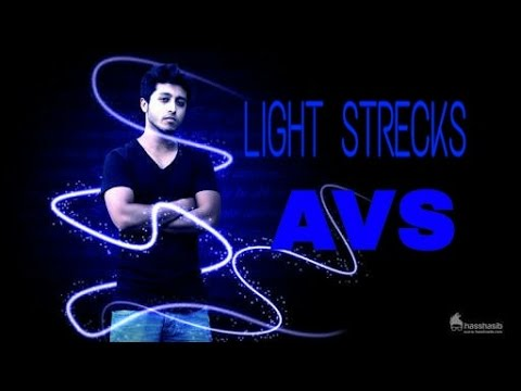 photoshop cs6 creative light effects light streaks photo editor