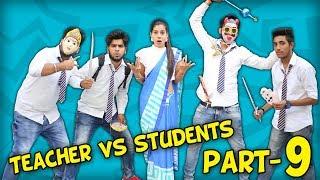 TEACHER VS STUDENTS PART 9 | BakLol Video |