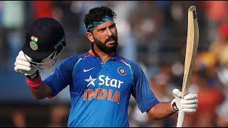 Yuvi Magic - 107* vs Pakistan wins the series for India | 14 fours