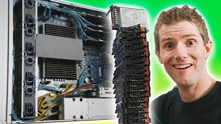 Where Intel is in REAL Trouble... - AMD EPYC Server Upgrade