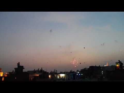 Independence Day Evening In Old Delhi