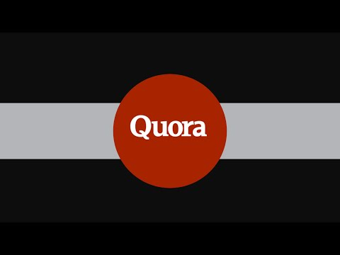 Quora Tutorial