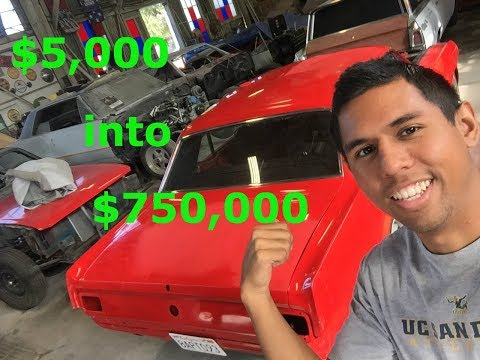 CAR FLIPPING - How I turned $5k into $750,000 at 22 years old on Craigslist