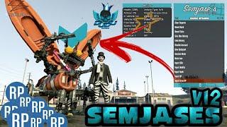 Mod menu Semjase's V 2 5 [ DEX / CEX ] GTA V + DOWNLOAD