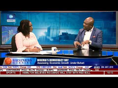 No More Recession In Nigeria Technically But.. Udemezue Assesses Buhari's Economic Growth Pt.1