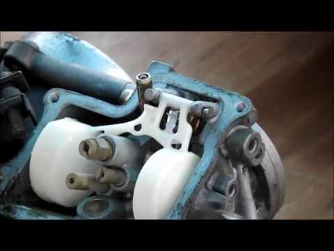 DIY How To 2002 Honda Shadow 750 Carburetor Repair