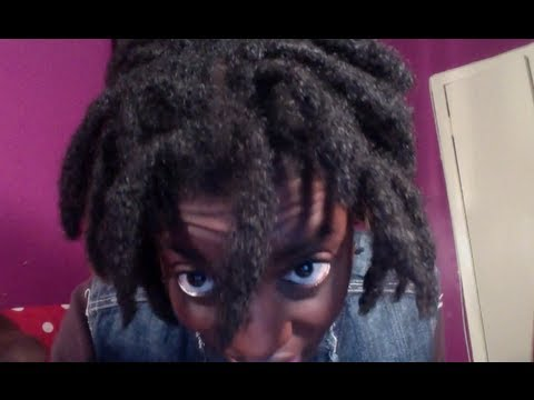 QUICK and EASY WAY TO MAKE LOCS | DREADLOCKS LOCK FASTER ★ ★  works in 2017