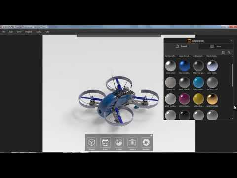 SOLIDWORKS Visualize: The Easiest Possible Photo-Realistic Render!
