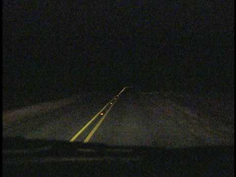 What to do to make driving at night safer