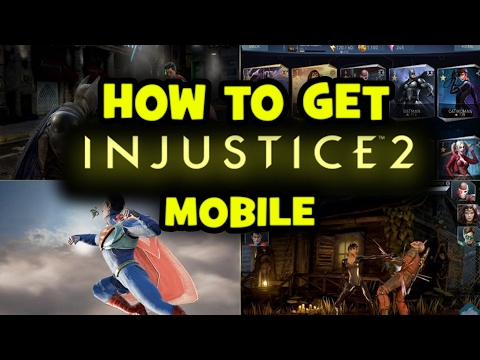 INJUSTICE 2 MOBILE. How to Download With or Without Philippines Apple ID
