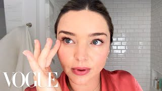 Miranda Kerr's Guide to Glowing Pregnancy Beauty | Beauty Secrets | Vogue