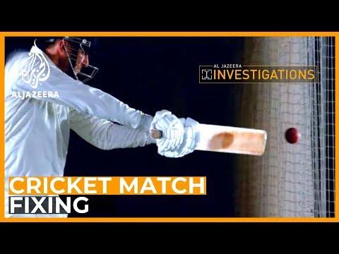 🏏 Cricket's Match Fixers - Al Jazeera Investigations