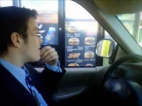 The McDonalds Rap - 2012