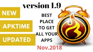 APKTime update How to install APKTime THE MUST HAVE APK