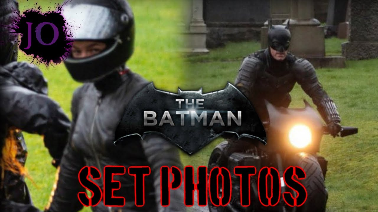 New Look at the Batsuit in The Batman Set Photos!!!