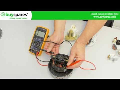 How to Check Appliance Spares with a Multimeter