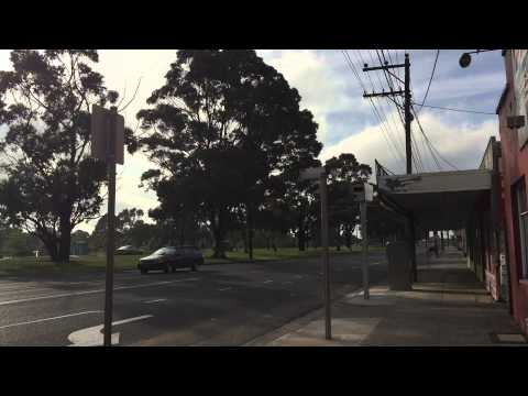 Australian road safety camera (red light and speed)