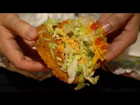 CTC Review #45 - Taco Bell Mild vs. Wild Naked Chicken Chalupa