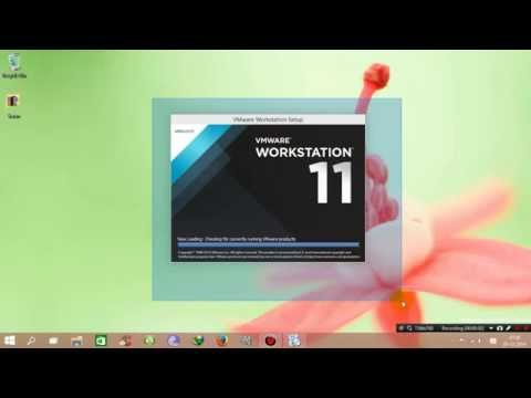How To Install VMware Workstation 11 Serial Key On PC And Linux HD