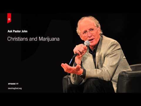 Christians and Marijuana // Ask Pastor John