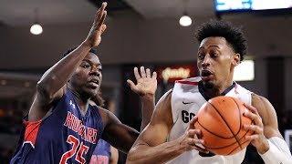 HIGHLIGHTS: Bench Propels #17 Gonzaga to a Win Over Howard | Stadium