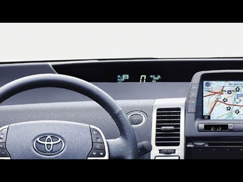 How to Remove Speedometer Cluster from Toyota Prius 2008 for Repair.