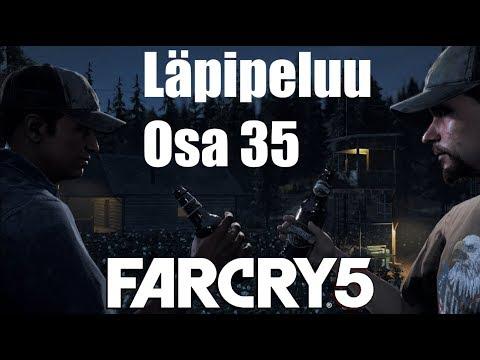 Far Cry 5 | Läpipeluu | Osa 35 | Outpostien Valtailua 2/2 | Suomi/Finland/FIN