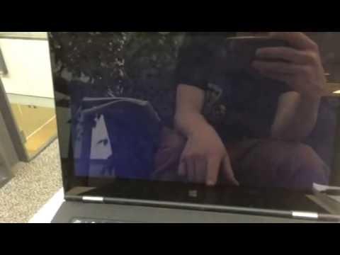 Computer Glitch Lenova Yoga 2 Pro