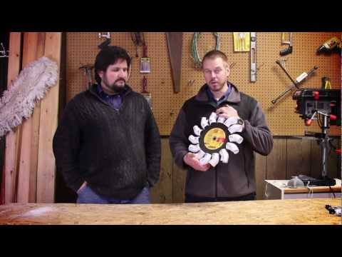 Home Made Pelton Wheel
