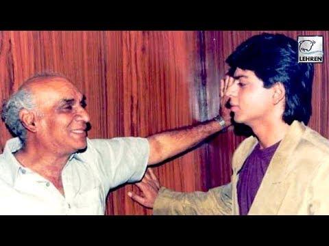 Yash Chopra's Advice That Changed Shah Rukh Khan's Life