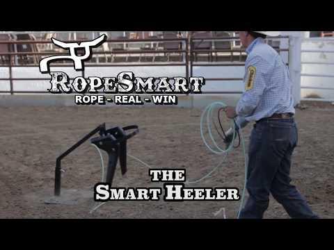 RopeSmart Smart Heeler Ft  Pro Team Roper Wesley Thorp