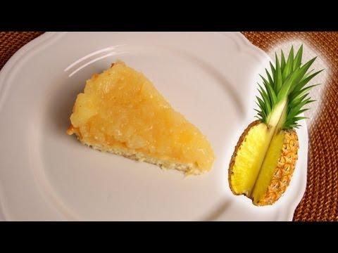 Ricotta Pineapple Pie Recipe - Laura Vitale - Laura in the Kitchen Episode 358