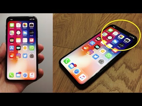 How to Remove the 'Notch' on Your iPhone X