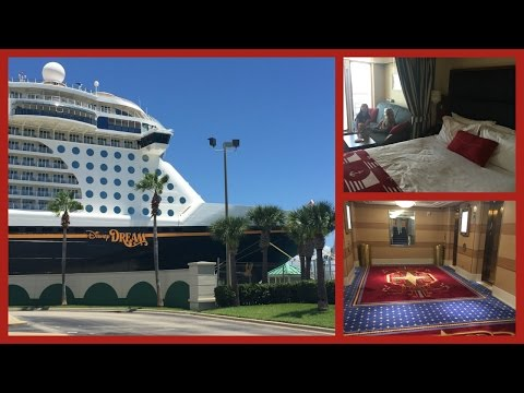 DISNEY DREAM CRUISE EMBARKATION DAY - Cruise Day 1 Vlog   beingmommywithstyle
