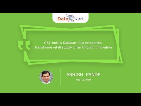 Ashish Pande,Nestle India