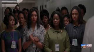 Hidden Figures CLIP (4/5) -We All Be The Same Colour (2017) by Hollywood clips HD