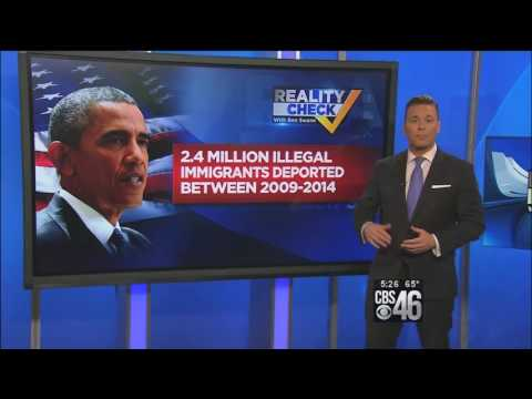 How many Illegals did Obama actually Deport? Shocking report
